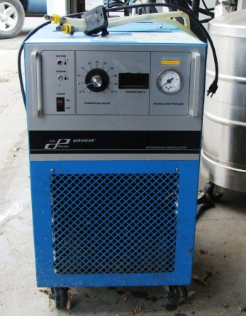 Polystat Cole Palmer Heat Exchanger Refrigerated